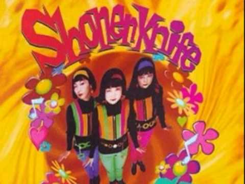Shonen Knife - Twist Barbie
