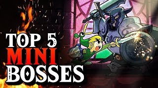 Top 5 Zelda Minibosses - Zeltik