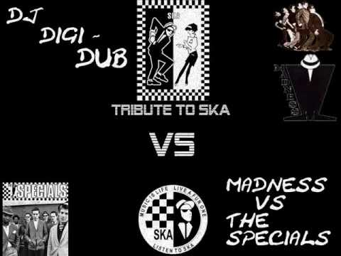 madness vs the specials ska tribute