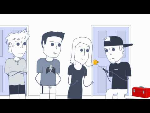 Michael Gets Locked Out – Rooster Teeth Animated Adventures
