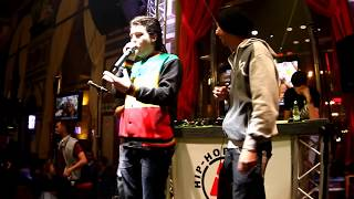 TRIO X:Beatbox Revolution STAFFKA ФИНАЛ A-one Cafe