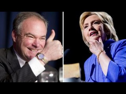 Sen. Tim Kaine checks a lot of boxes for Hillary Clinton