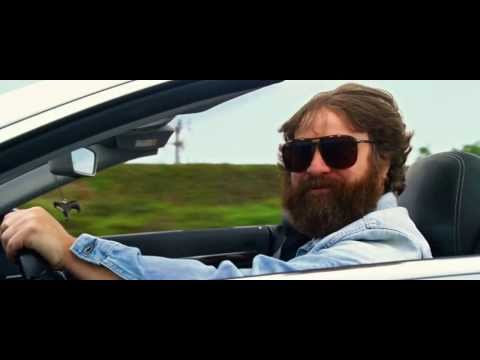 The Hangover Part III 2013 1080p Alan's Giraffe