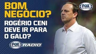 BOM NEGÓCIO? Veja se vale a pena para Rogério Ceni assumir o Atlético-MG