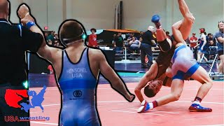 2019 USA Freestyle Wrestling National Qualifier Tournament