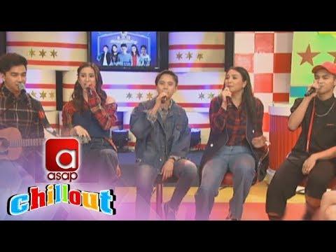 ASAP Chillout: ASAP Jambayan sings 'Jeepney Love Story'
