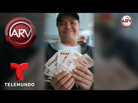 4 cosas que debes saber si juegas lotería | Al Rojo Vivo | Telemundo