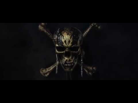 Пираты Карибского моря: Мертвецы не рассказывают сказки (2016) Дублированный тизер-трейлер HD