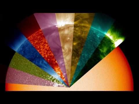 NASA   Jewel Box Sun