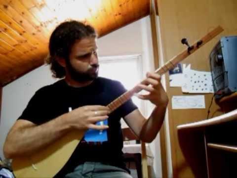 Kopuz arrangement for Tutam Yar Elinden by Gilad Weiss