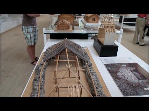 Museo de Arte Moderno de  Estocolmo, ¨Moderna Musset¨.Por Luis Glez.2011.