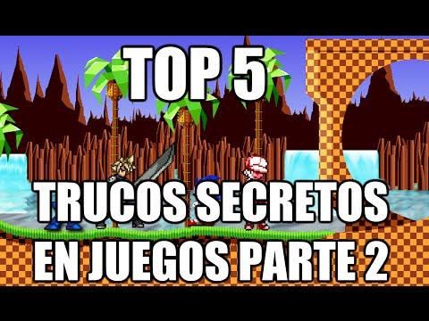 Top 5 Trucos Secretos y Glitches en Videojuegos Parte 2 - Retro Toro
