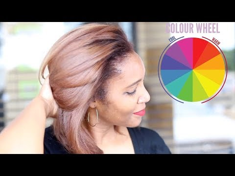 Remove Haircolor Without Bleach FAST!
