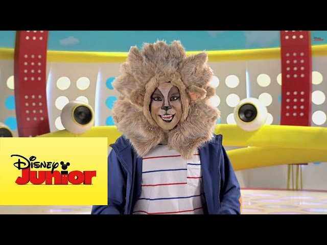 Playground con Juanchi y Juli: Video Musical ¨En un animal¨