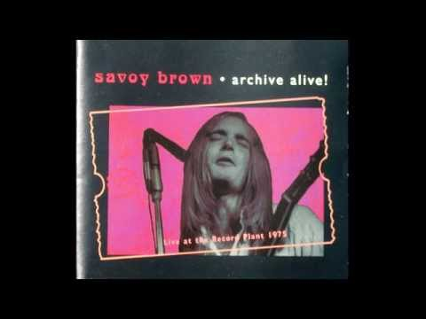 Savoy Brown - Born into Pain