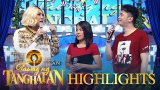 Tawag ng Tanghalan: Vice and Vhong recall the funny story about Anne