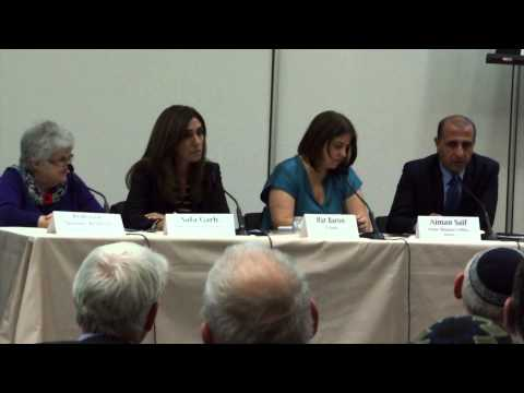 Jews and Arabs in Israel: Building a Shared Future – Part 5