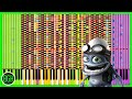 IMPOSSIBLE REMIX Axel F Crazy Frog mp3