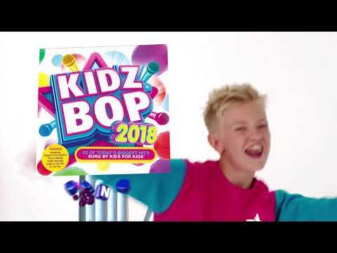 Kidz Bop 2018 (Kids TV Ad)