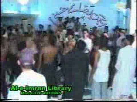 Zainab Nay Kaha Peet Kay Sar - Mohammadi Qadeem video
