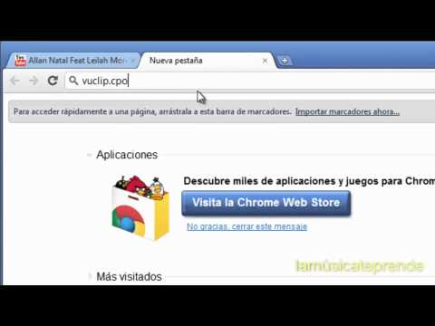Descarga Videos Y Musica En Vuclip Para Tu Celular Rapido (sin Limite) Youtube Tutorial ¡explicado! video