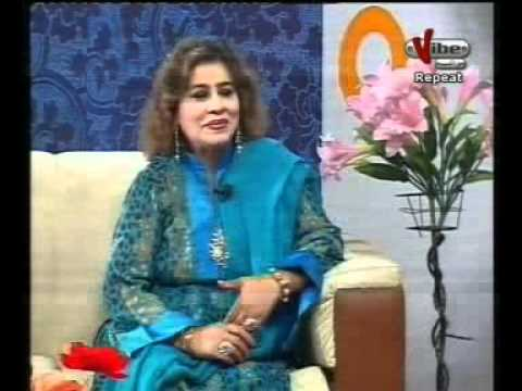 Vibe TV Morning Show Tribute to Moin Akhter ( 23 April 2011) 1/2
