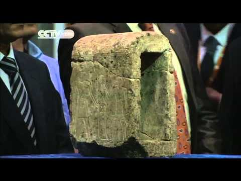 Germany Returns Stolen Artifacts to Egypt
