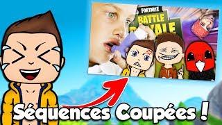 LES SÉQUENCES COUPÉES D'UN FUNTAGE !