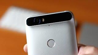 Обзор Nexus 6p. Часть 1. Распаковка и первые впечатления