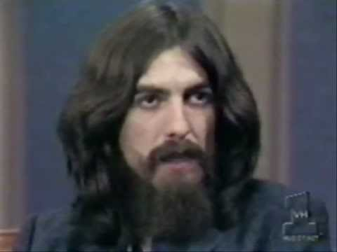 George Harrison on Drugs (1971)
