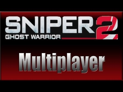 Sniper Ghost Warrior 2 Multiplayer