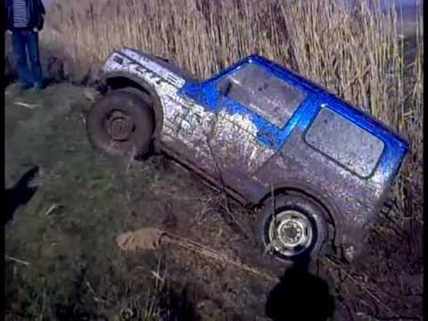 Pajero Toyota Terrano Samurai Feroza extreme offroad mud and...