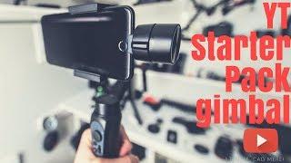 Cum Sa Filmezi Mai Bine Cu Telefonul - Youtube Starter Pack #2 Stabilizator