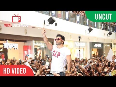 UNCUT - GAP Store Launch | Ranveer Singh | ViralBollywood
