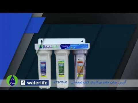 Water life filtration afghanistan