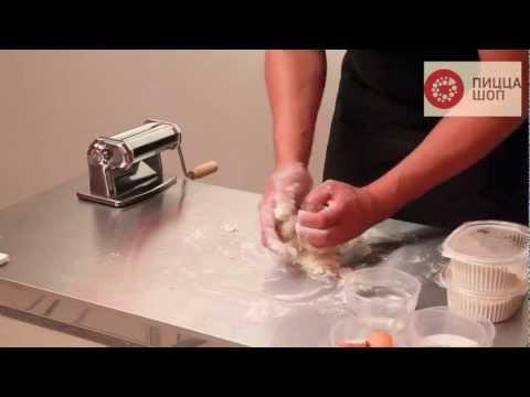 Как приготовить пасту Фетучини.mpg