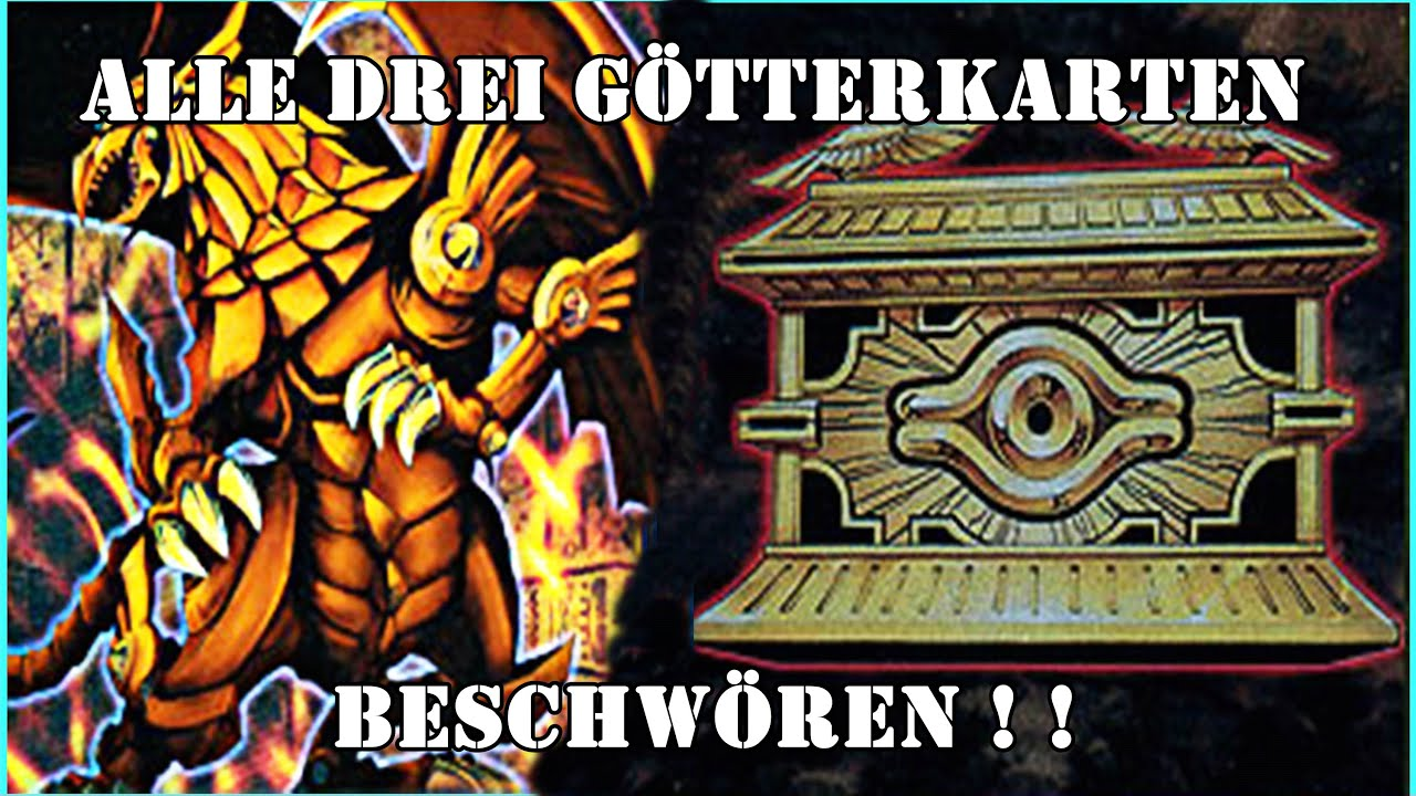 lets yu gi oh puzzle alle 3 g tterkarten d lets play devpro 003 youtube. Black Bedroom Furniture Sets. Home Design Ideas