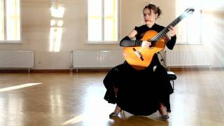 F. Tarrega, Fantasia La Traviata, performed by Tatyana Ryzhkova