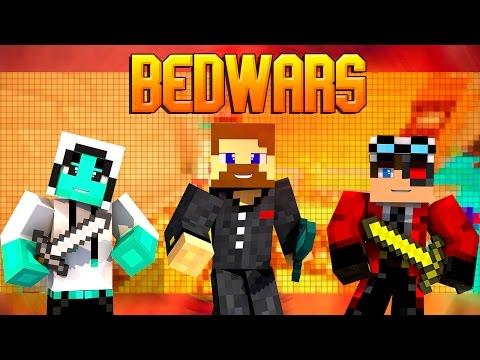 Minecraft Bed Wars #1 - Самая первая битва!