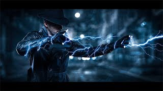 Electricity / Lightning Effect in Photoshop