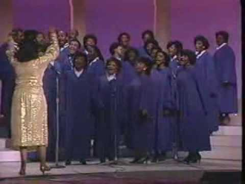 Hes Worthy - Sandra Crouch and Friends