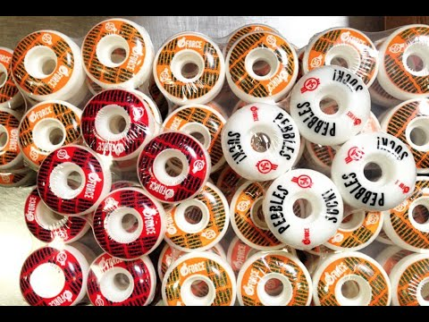 FORCE Skateboard Wheels Is Alive!