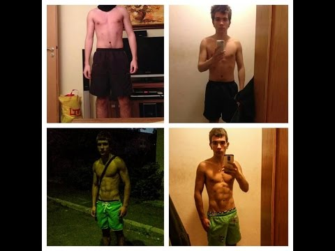 2014 Body Transformation! From Fat to Fit!