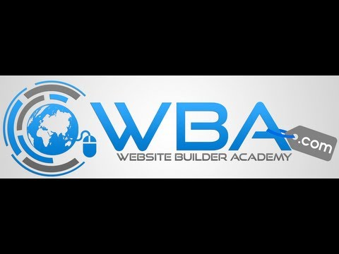 Website builder academy