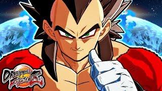 NEW SSJ4 VEGETA IN FIGHTERZ! Dragon Ball FighterZ Super Saiyan 4 Xeno Vegeta Gameplay MOD