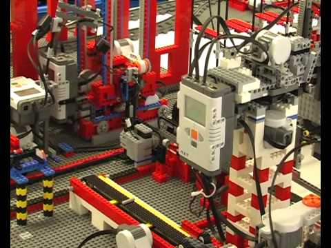 LEGO Car Production WHZ