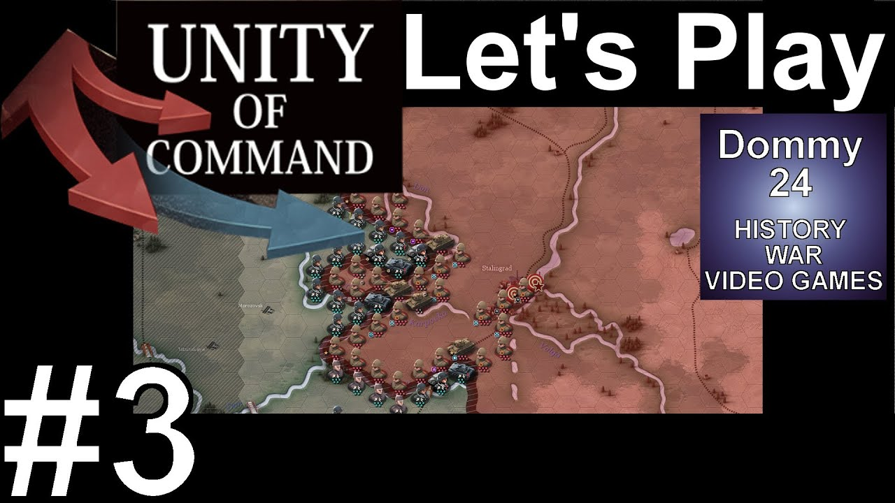 Gameplay Unity of Command Attack | Unity of Command