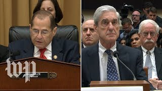 'Obstruction' or 'no collusion'?: Democrats, GOP launch attacks on Mueller report