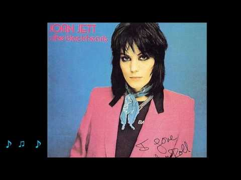 Joan Jett & the Blackhearts - Crimson and Clover (Lyrics)