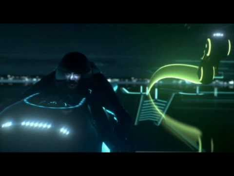 Daft Punk  - Derezzed (Tron Legacy Soundtrack - NTEIBINT Remix) Music Videos